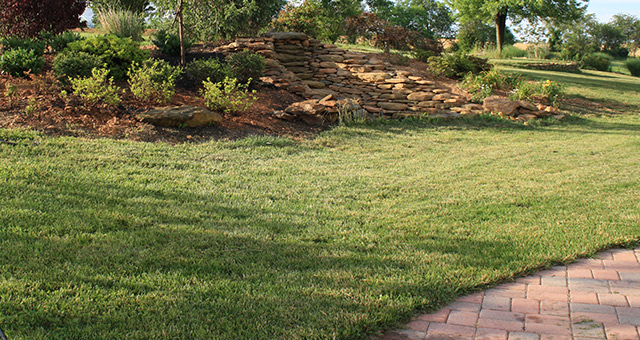 Let Deer Valley Landscaping build the putting green of your dreams!